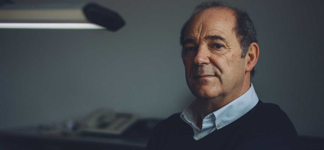 Mike France, Co-Founder of Christopher Ward