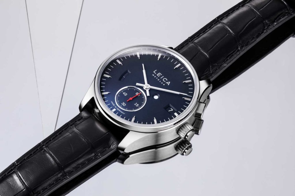 The L1 with black dial (Image © Revolution)