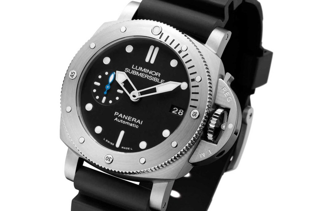Panerai Luminor Submersible 1950 3 Days Automatic Acciaio