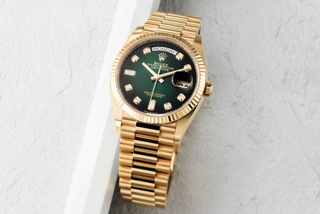 Rolex Day-Date 36 (Image © Revolution)
