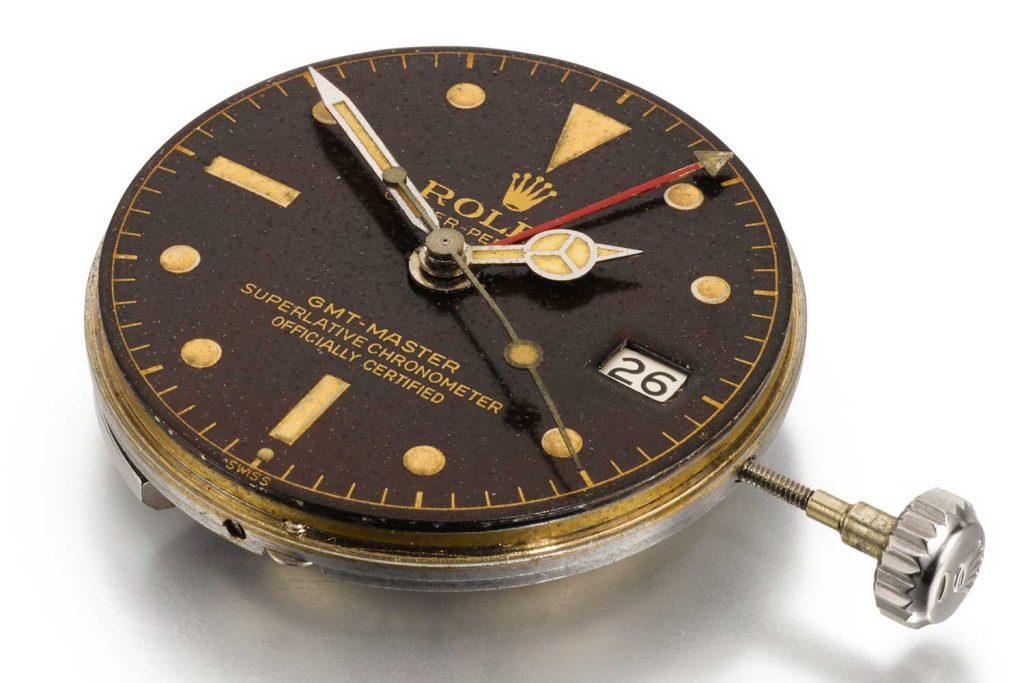 Lot 80: Rolex GMT-Master ref. 1675