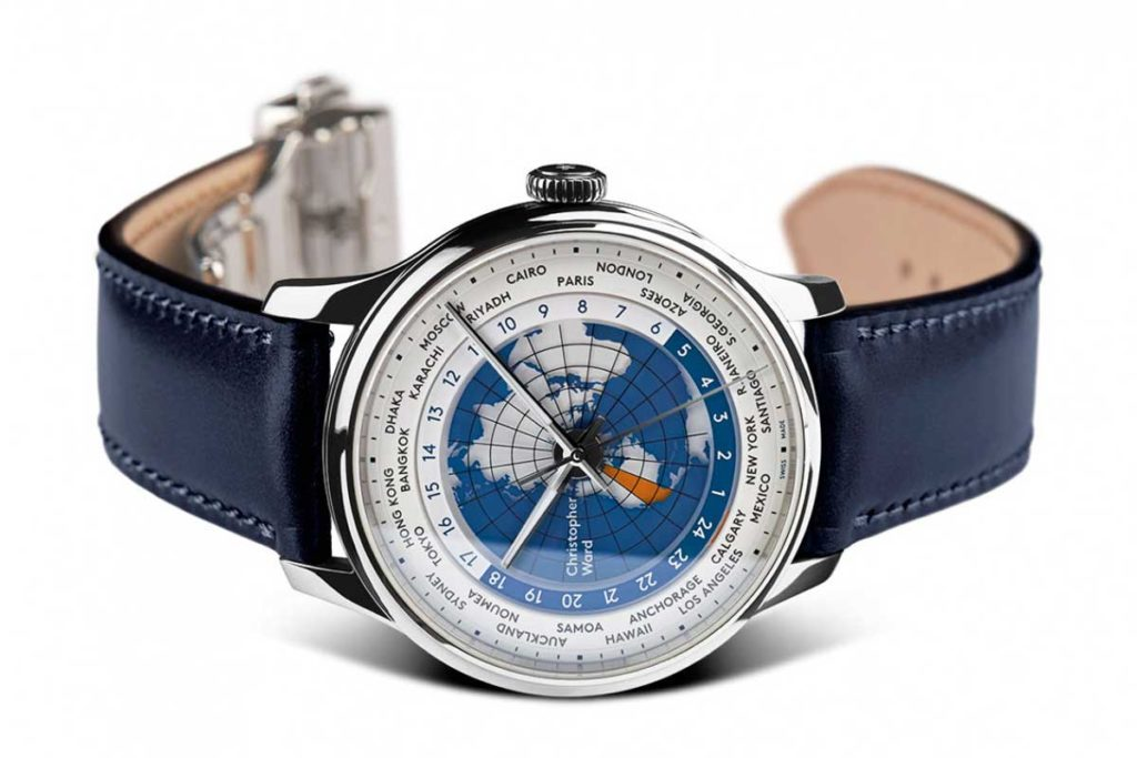 C1 Grand Malvern Worldtimer