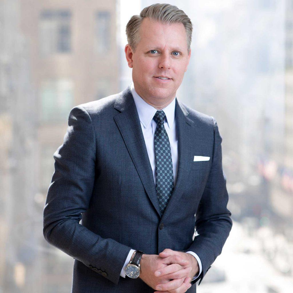Darin Rabb, Brand President of IWC North America