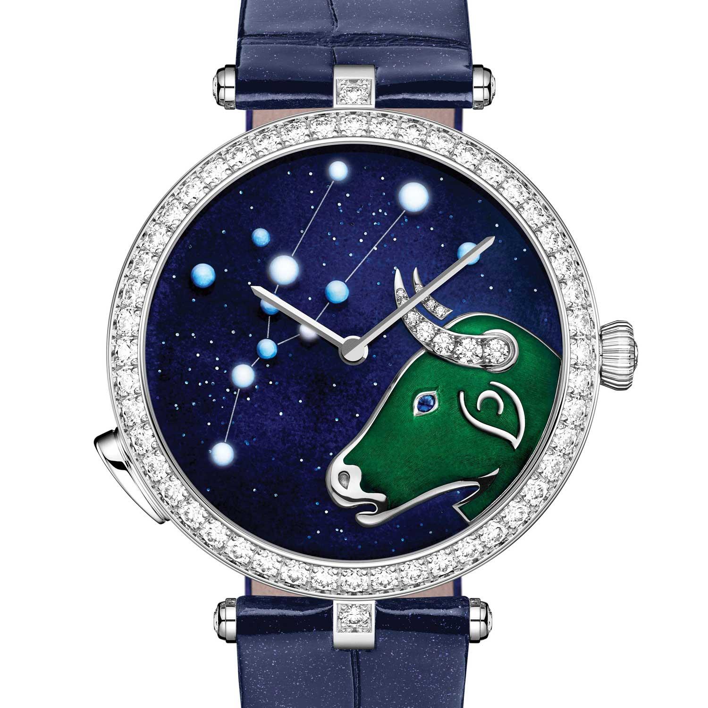 Lady Arpels Zodiac Lumineux Taurus