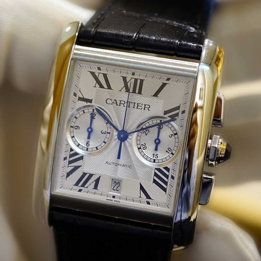 Cartier Tank MC Chronograph...