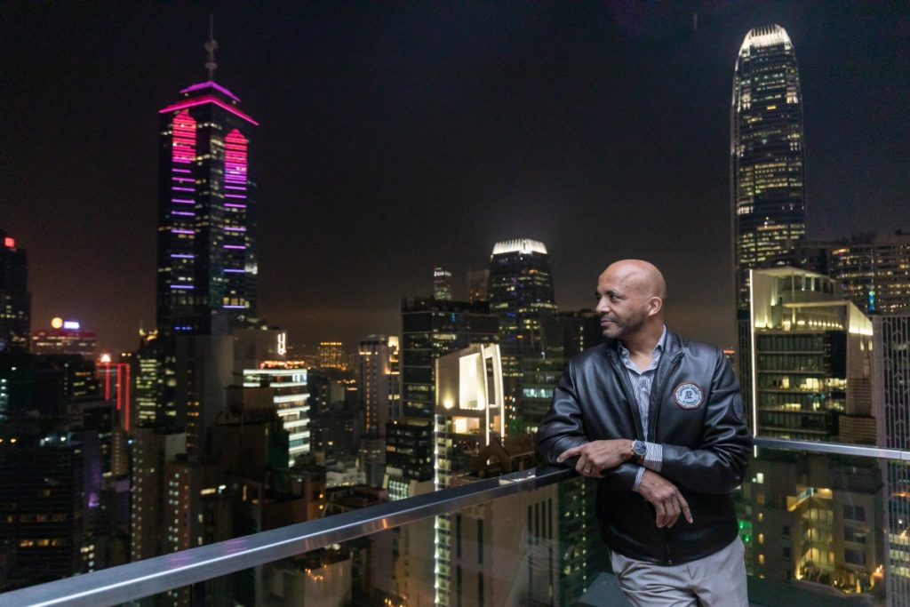 Olivier Audemars of Audemars Piguet in Hong Kong