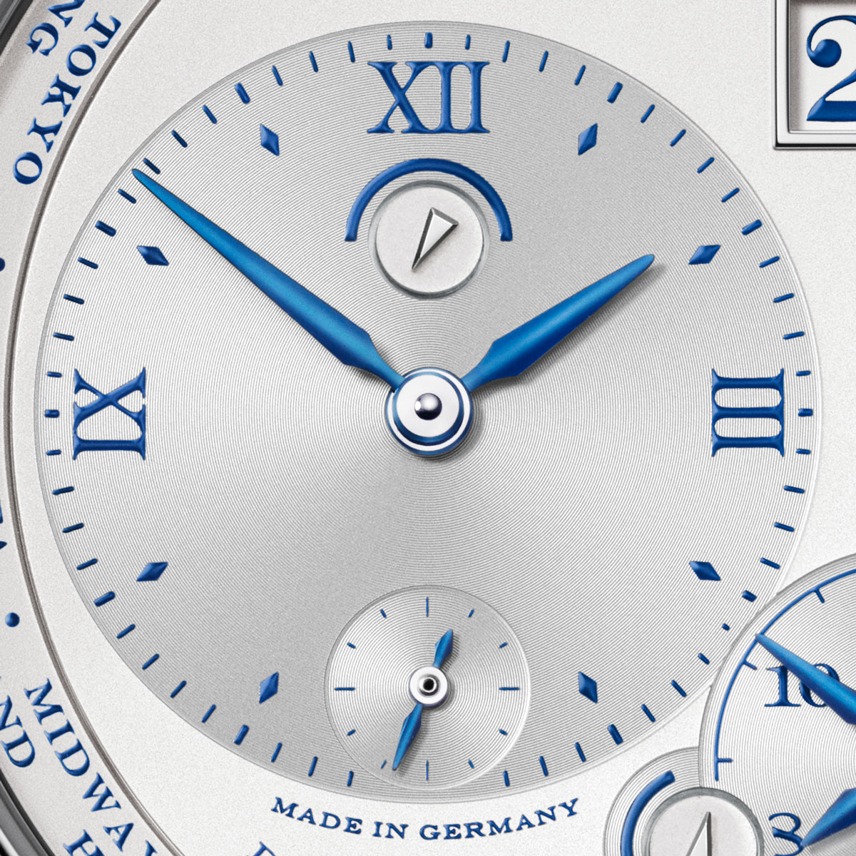 "The Lange 1 Time Zone ""25th Anniversary"""