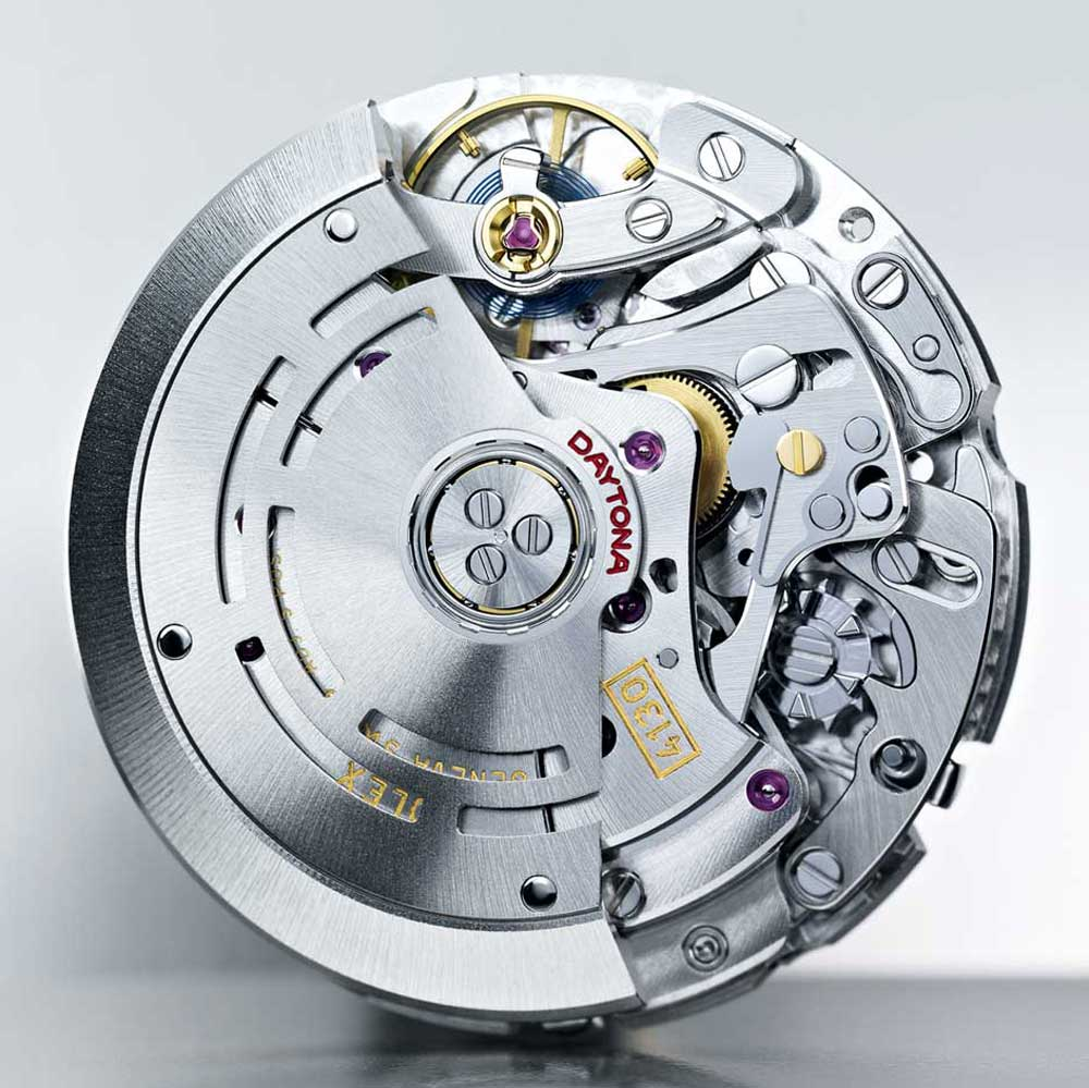 Rolex cal. 4130 in-house movement