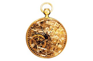 The original Breguet Marie Antoinette watch