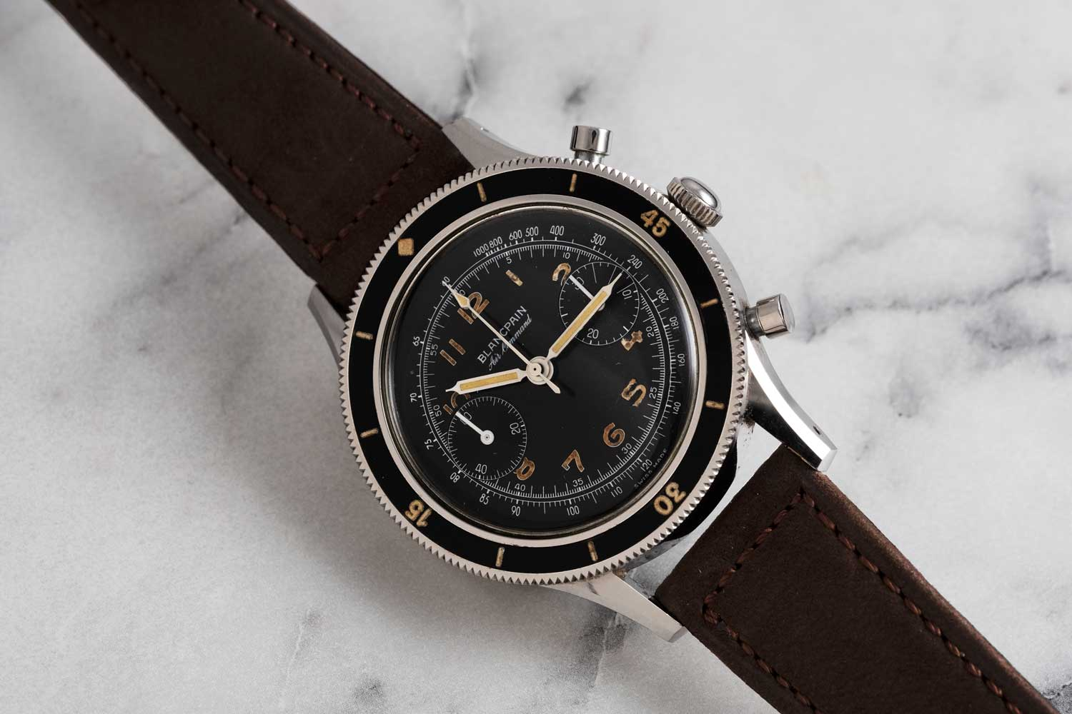 Lot 814: Blancpain Air Command (Image © Revolution)