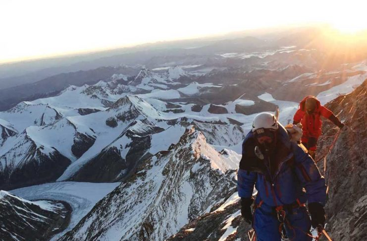 Supporting the Sherpas Favre-Leuba Auctions Everest Watch