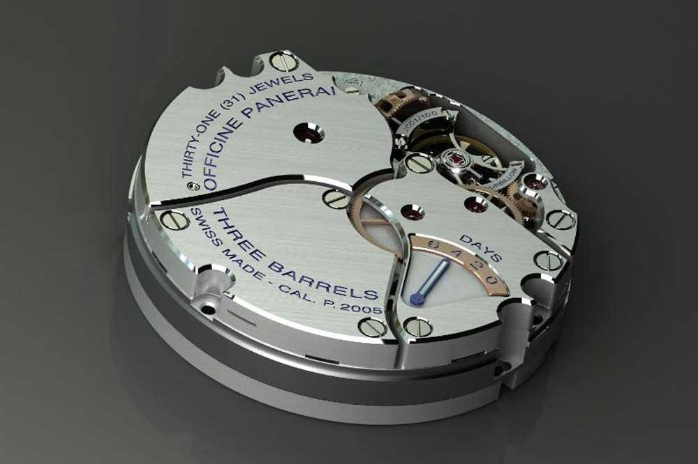 PAM00768 Lo Scienzato Luminor Tourbillon GMT 47mm