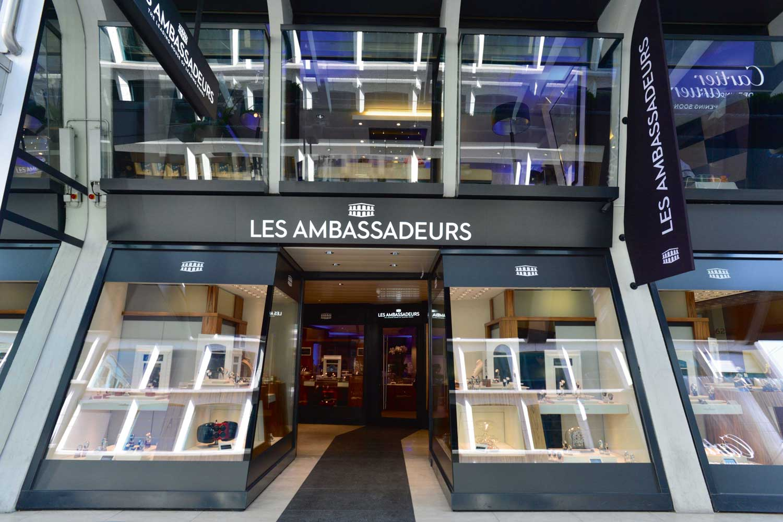 Les Ambassadeurs, Geneva