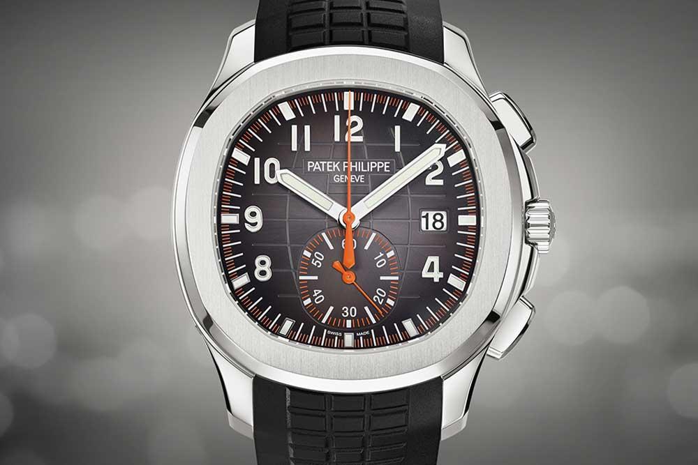 Patek Philippe Aquanaut Chronograph ref. 5968