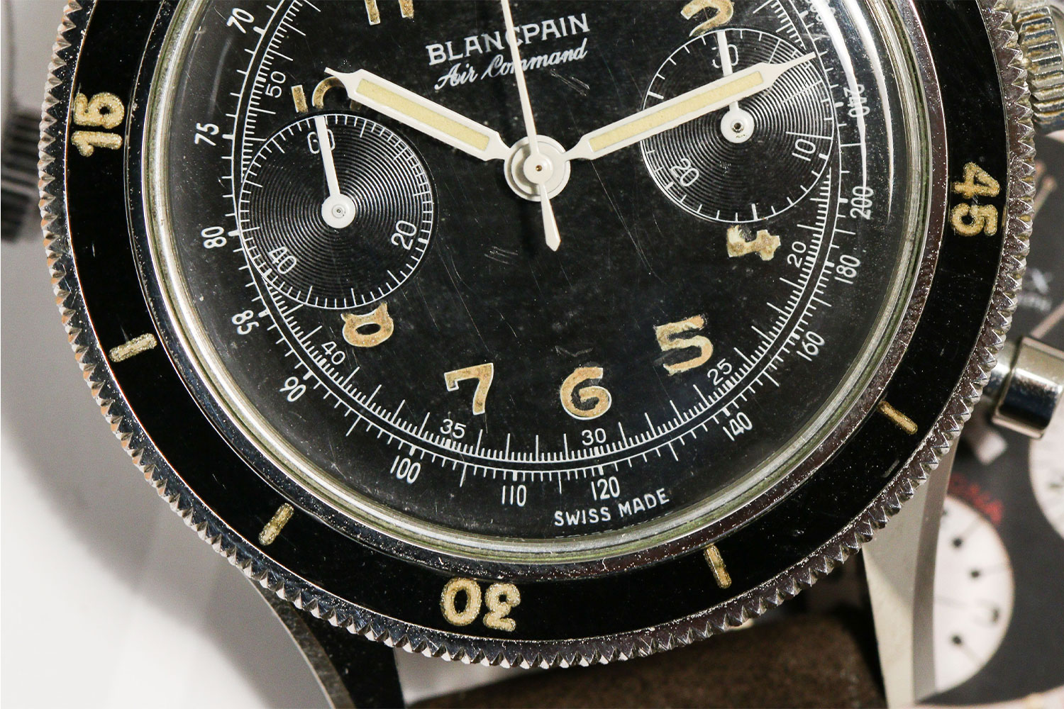 Lot 814 – Blancpain Air Command