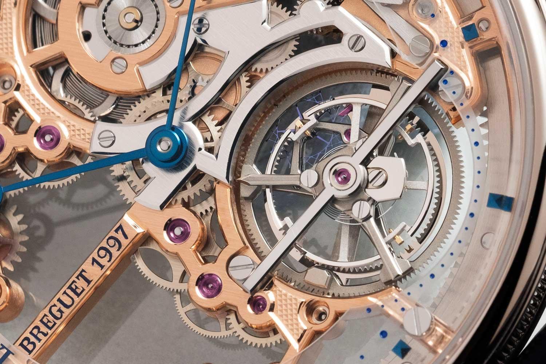 Breguet Classique Tourbillon SQ 5395