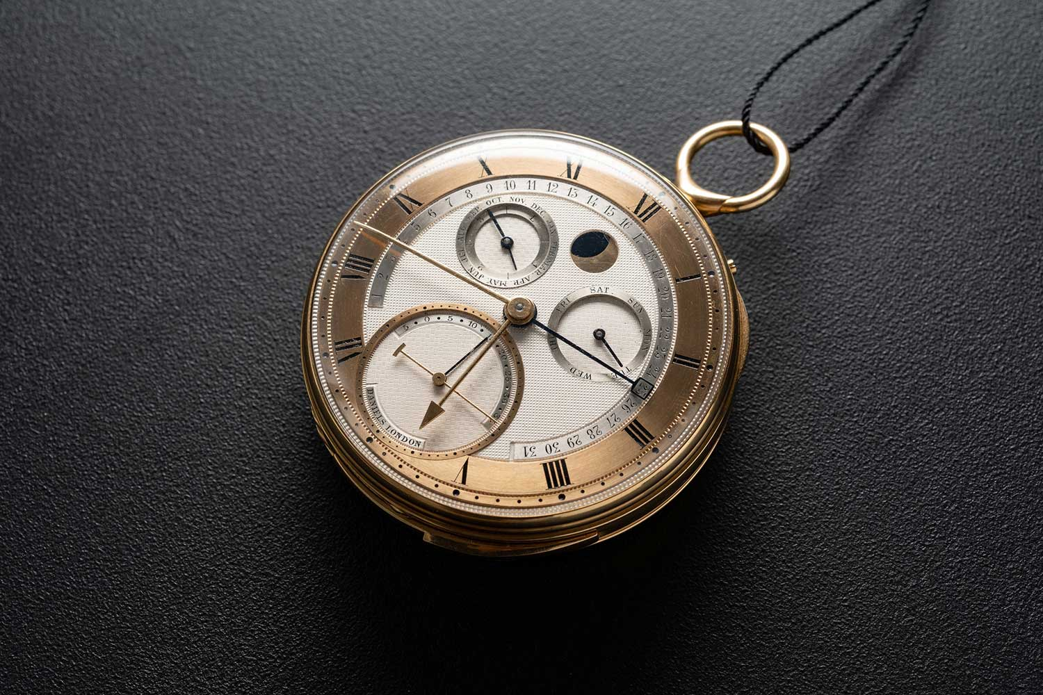 Lot 34: George Daniels Grand Complication (Image © Revolution)