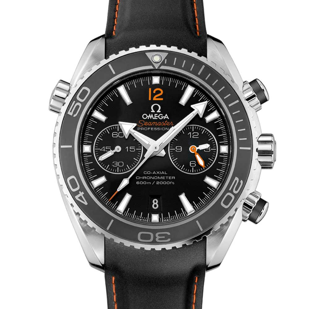 Omega Planet Ocean Co-Axial Chronograph driven by the cal. 9300
