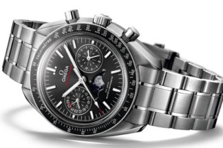 Omega Speedmaster Co-Axial Chronograph driven by the cal. 9300