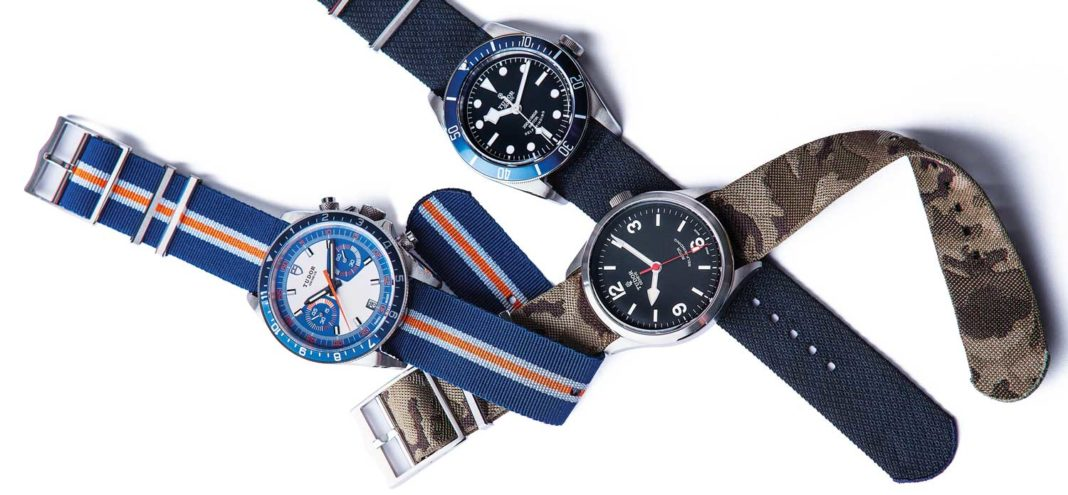 The Origin Story of the NATO Strap