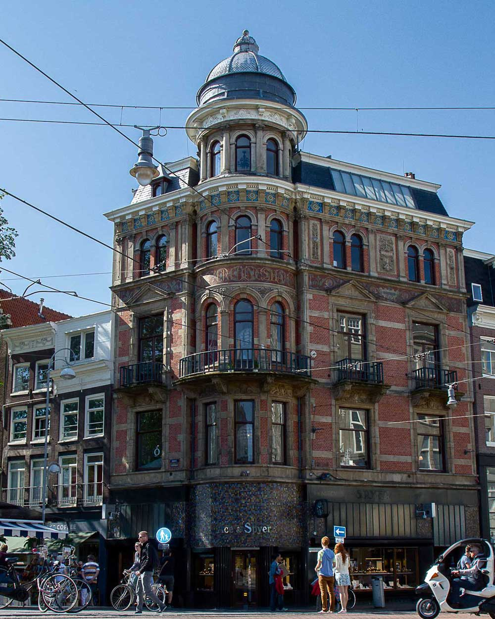 Ace Jewelers, Amsterdam