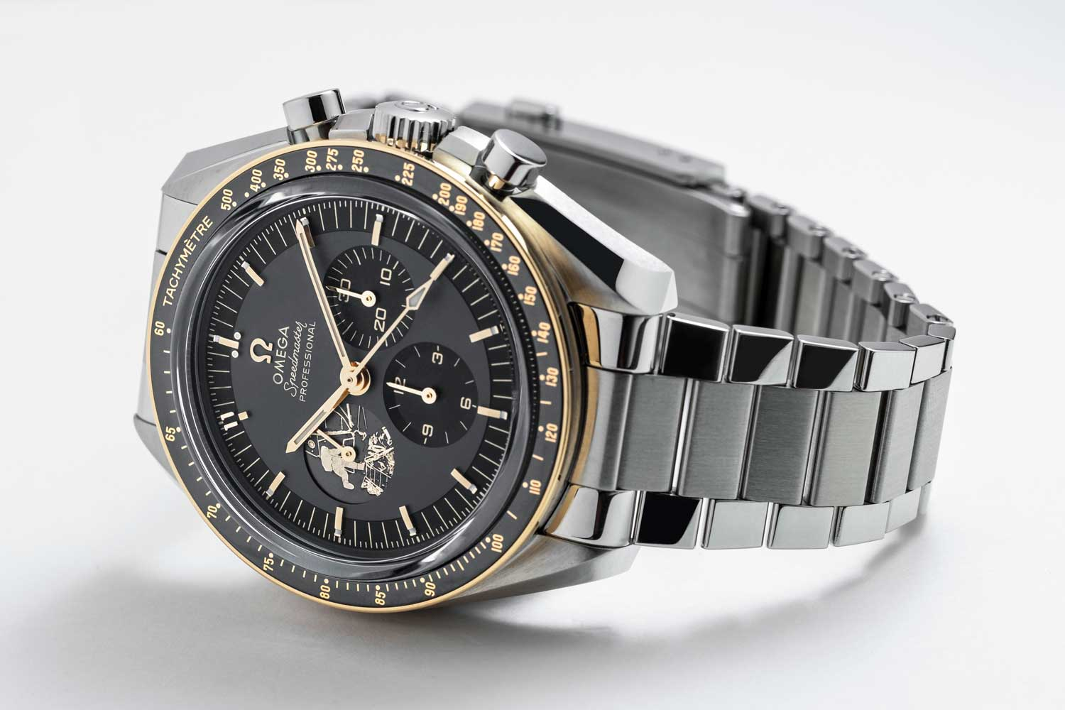 Speedmaster Apollo 11 50th Anniversary Limited Edition in Steel