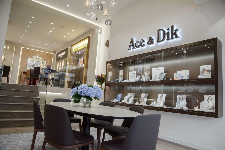 Ace & Dik Jewelers, Amsterdam