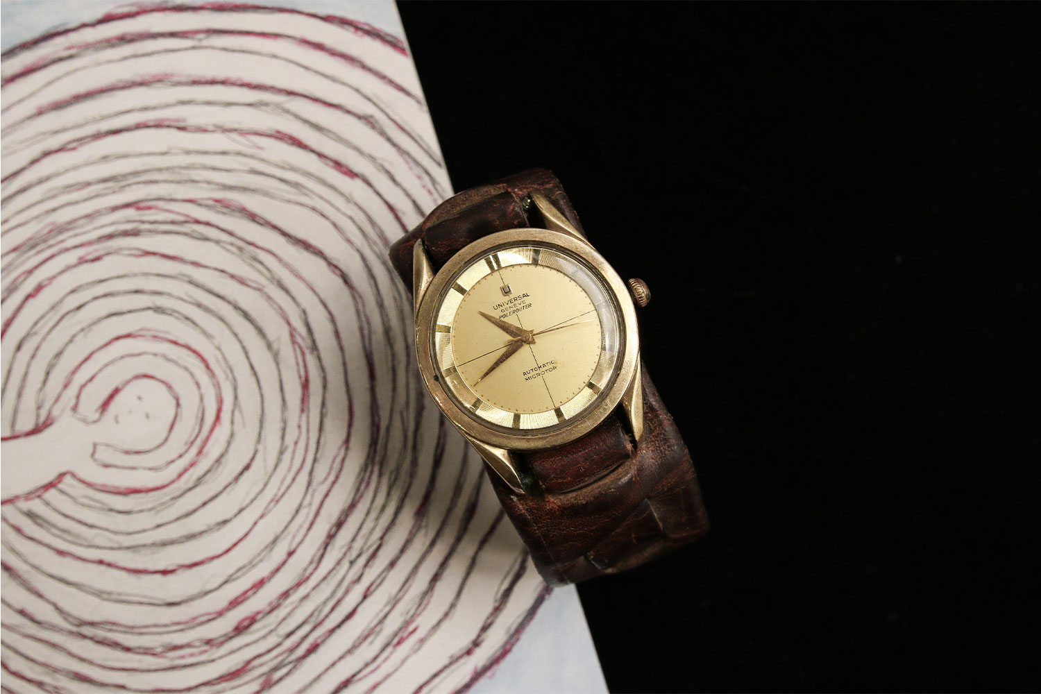 "Lot 842 – Rolex ref. 6036 ""Jean-Claude Killy"""