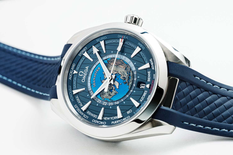 Seamaster Aqua Terra Worldtimer