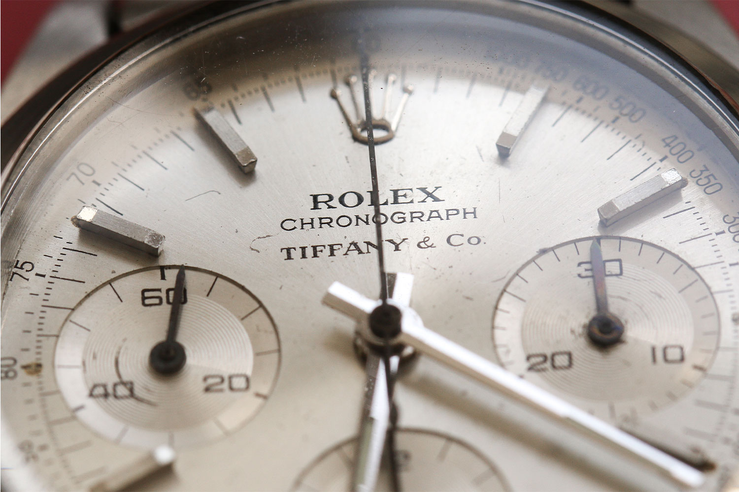 Lot 1152 – Rolex Ref. 6238 with Tiffany dial
