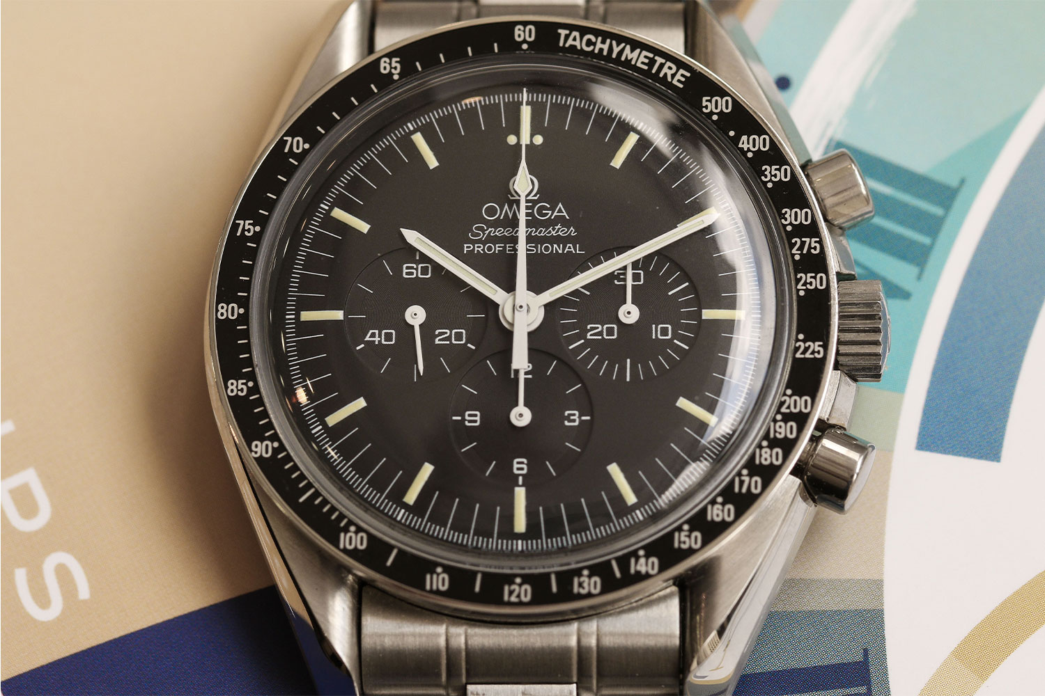 "Lot 819 – Omega Speedmaster ""MIR 365 Days"""