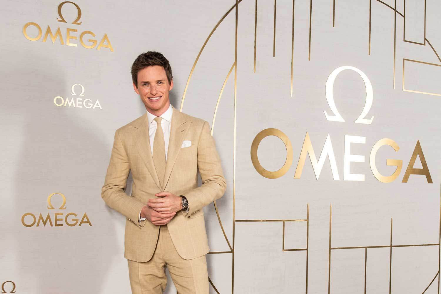 Oscar-winning actor Eddie Redmayne