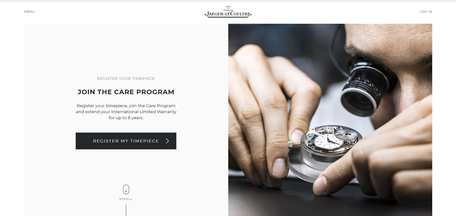 Jaeger-LeCoultre Care Program Launches With an 8-Year Warranty
