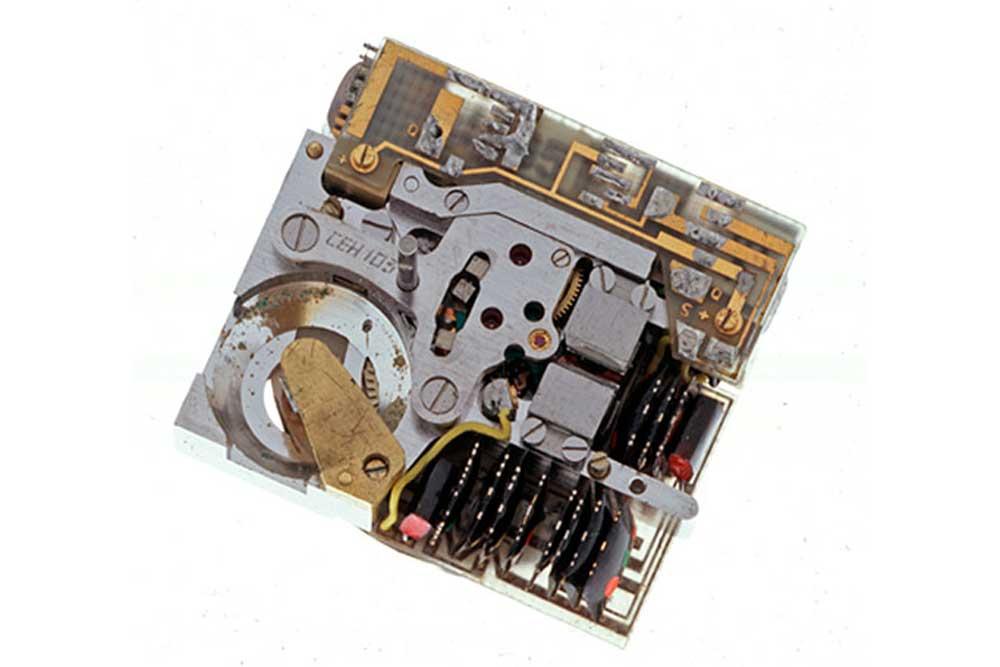 CEH Caliber Beta 1, prototype 1967 © H.R. Bramaz