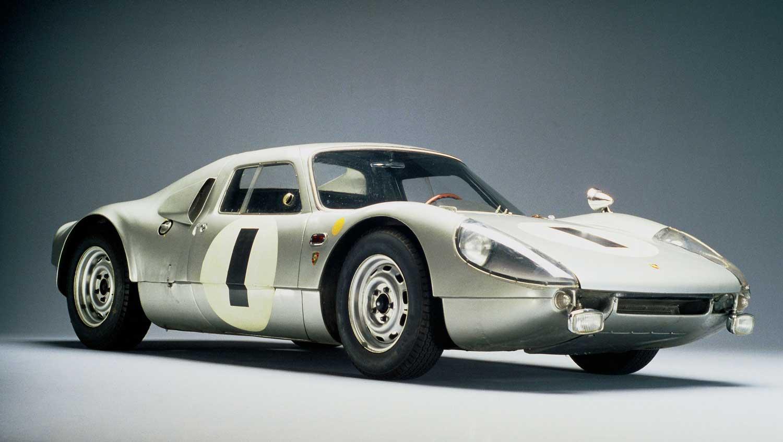 Porsche 904 Carrera GTS, 1964 (Image: Porsche AG)