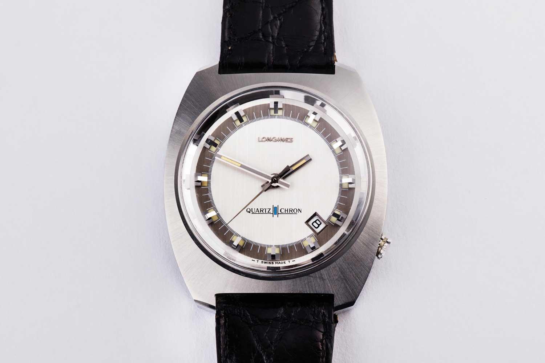 Longines Beta 21 watch