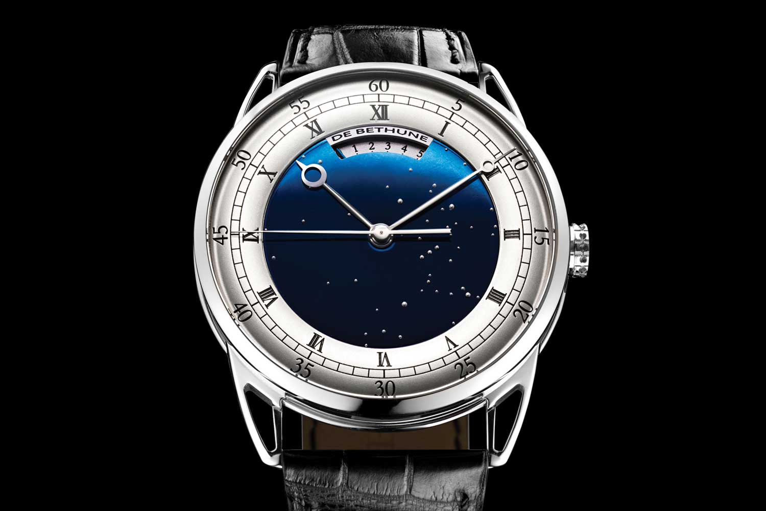 De Bethune DB25T Tourbillon Watch