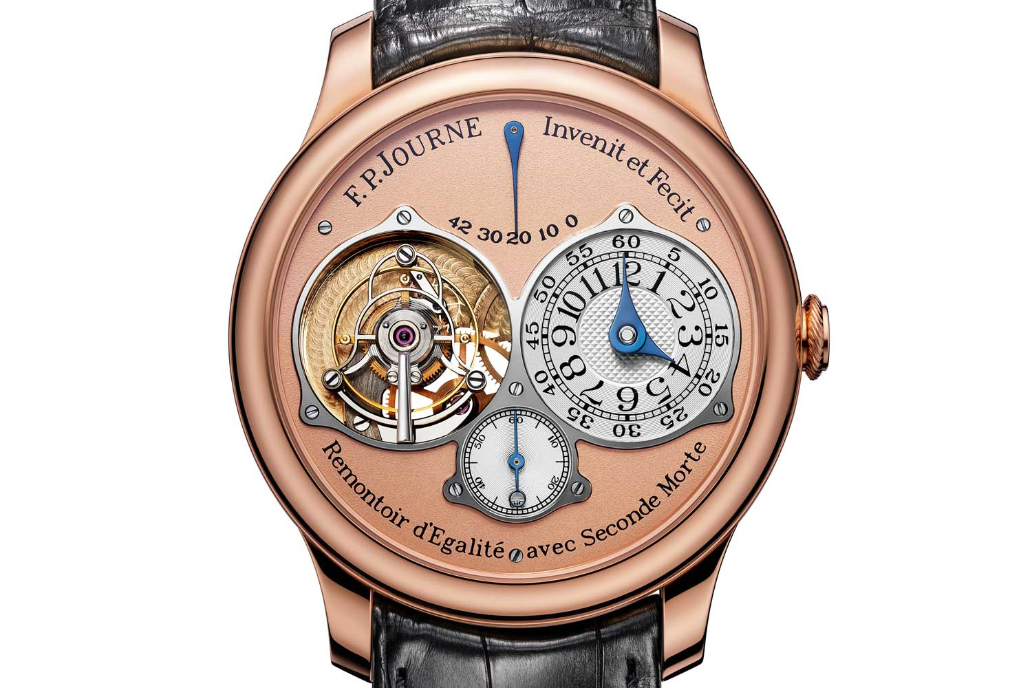 F.P. Journe Tourbillon Souverain Seconds