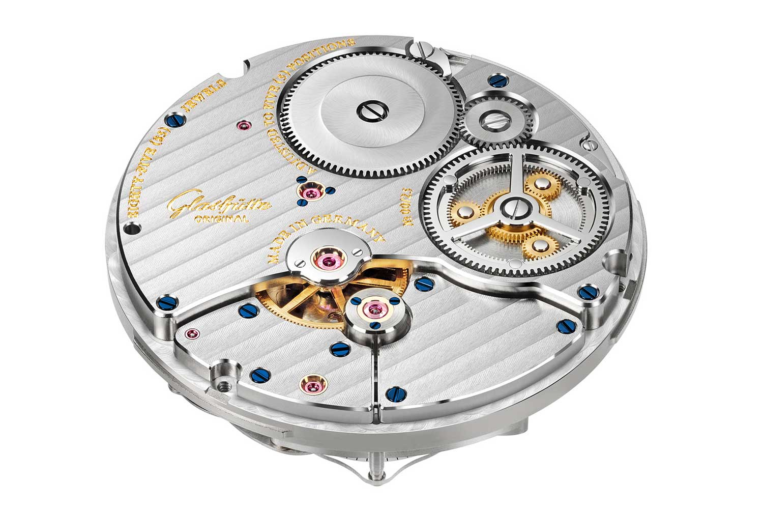 Senator Chronometer Tourbillon