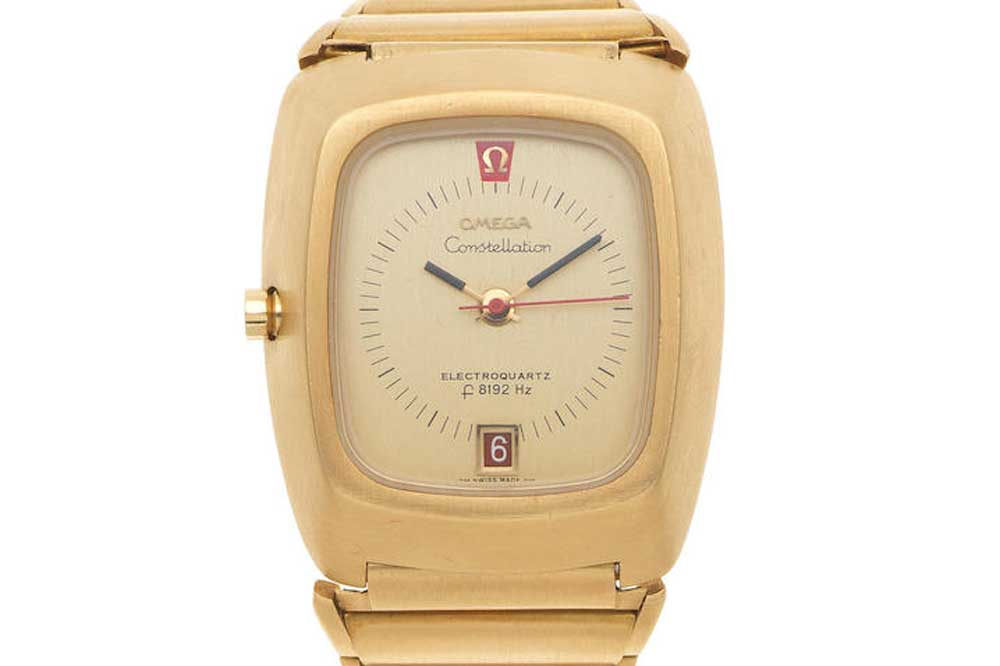 Omega Constellation Beta 21