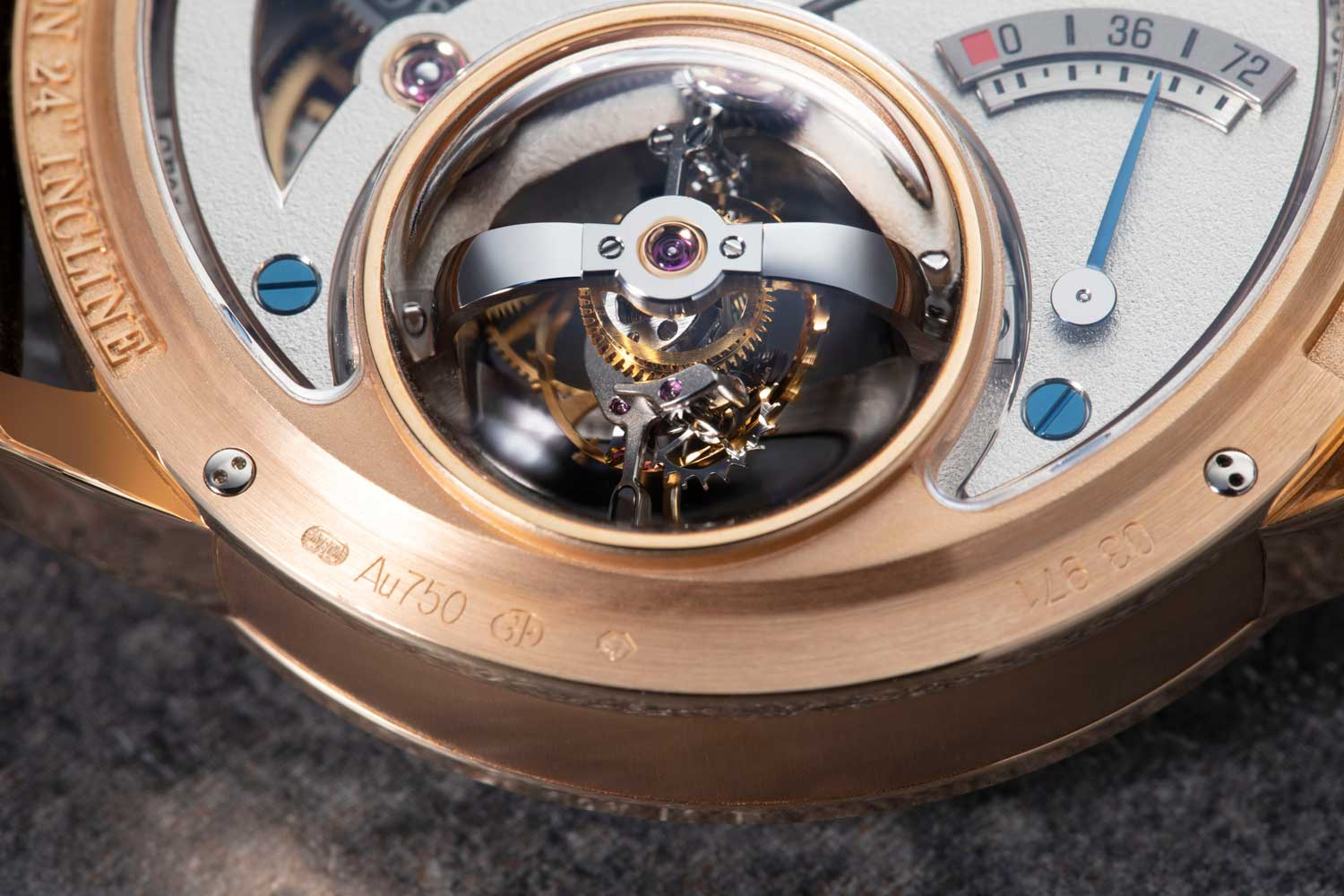 Greubel Forsey Tourbillon 24 Secondes Vision (Image © Revolution)