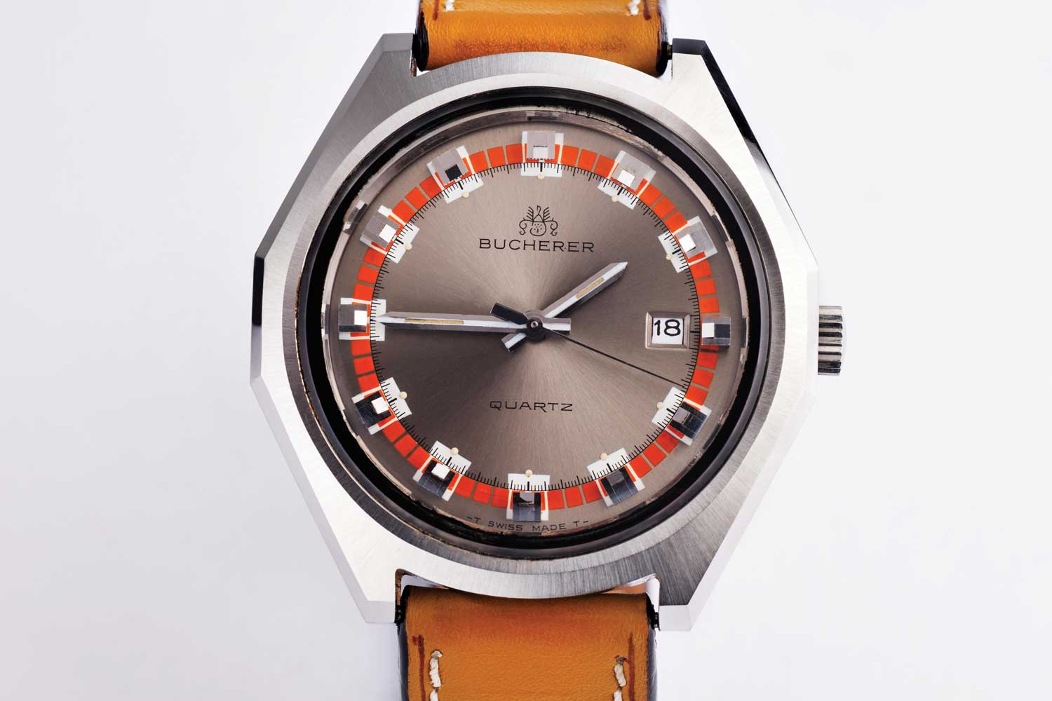 Bucherer Beta 21 watch