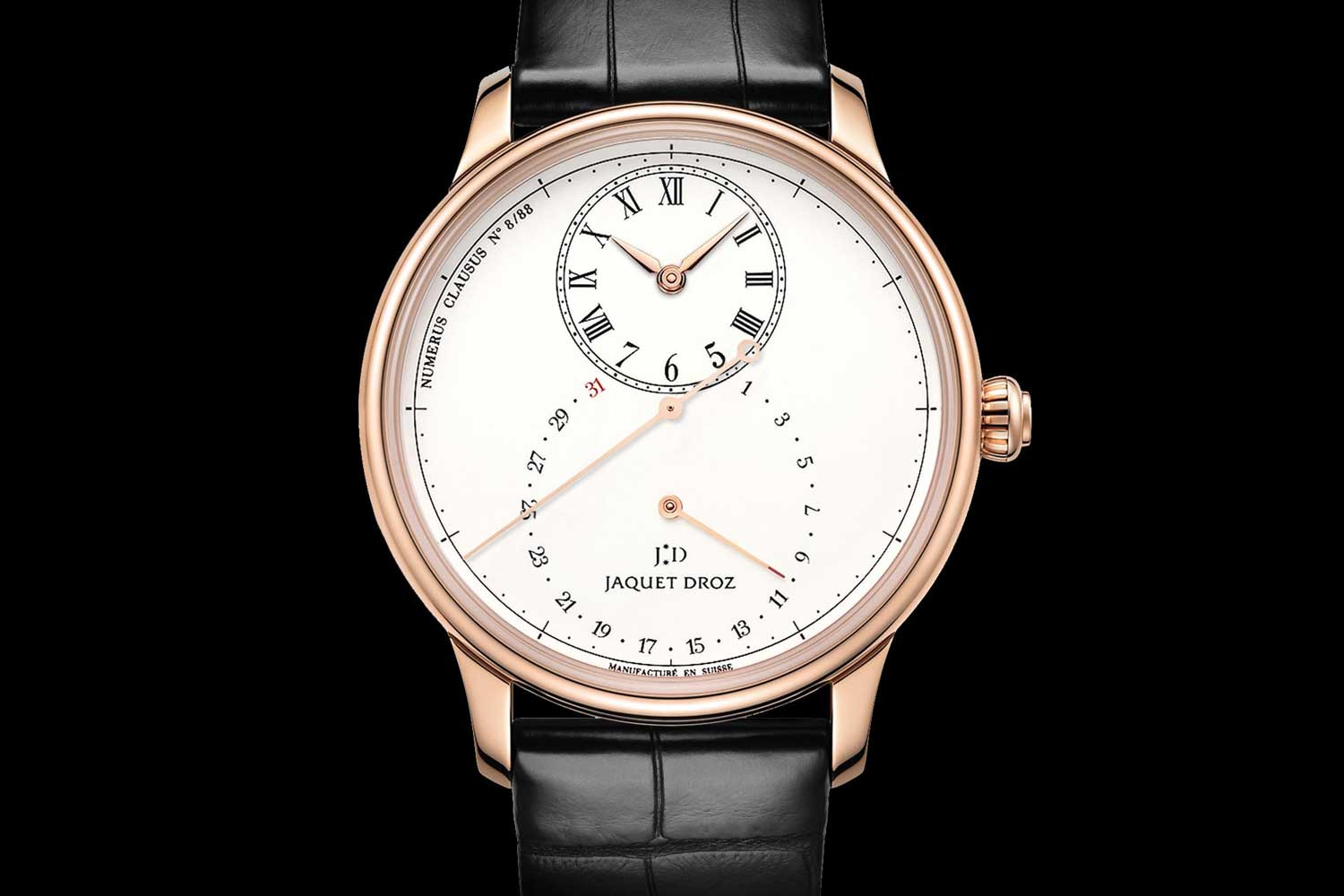 Jaquet Droz Grande Seconde Morte