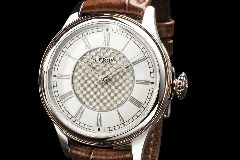 Leroy Osmior Chronomètre à Tourbillon