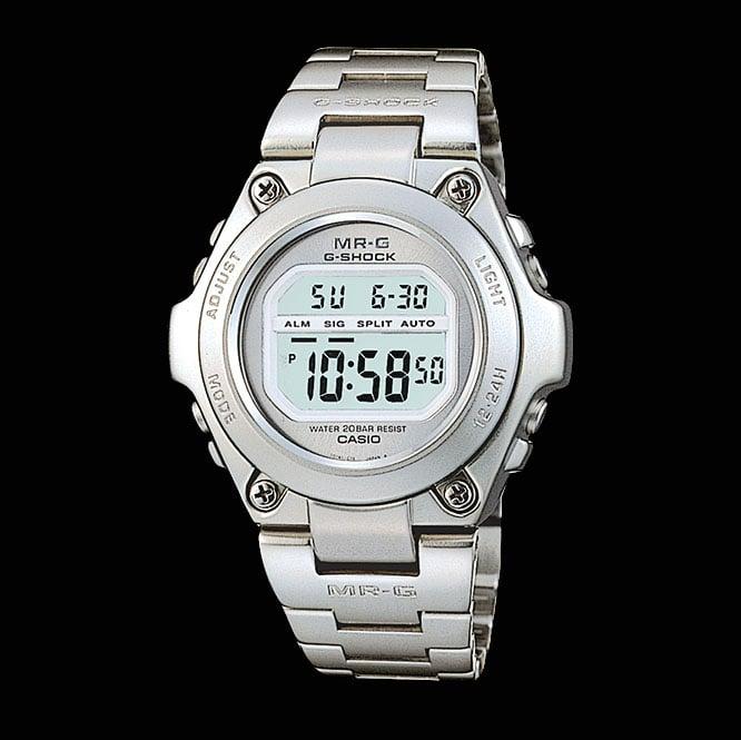 G-Shock MRG-100 1996 hoàn toàn bằng thép