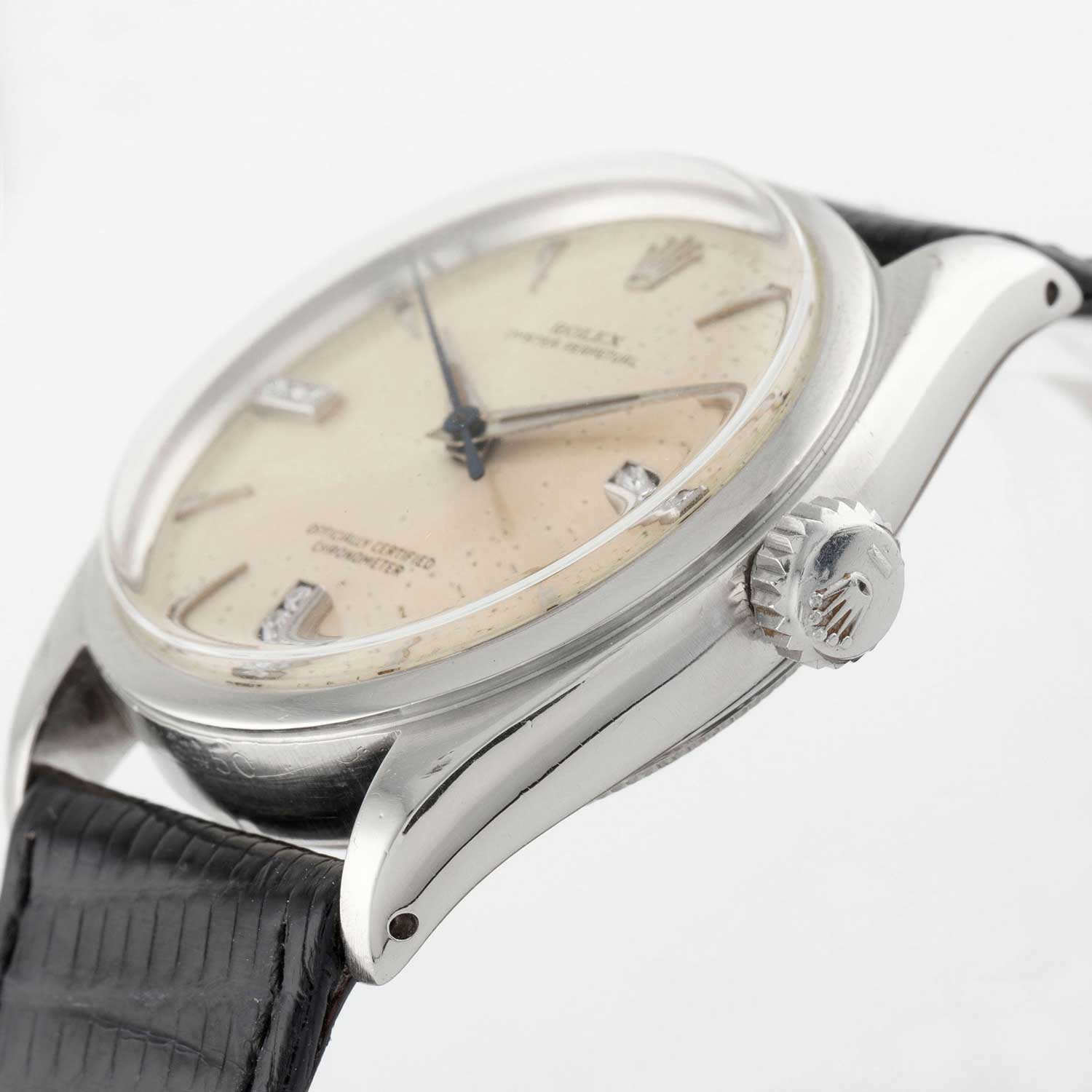 Lot 18 – Rolex 6084 with Diamond Markers