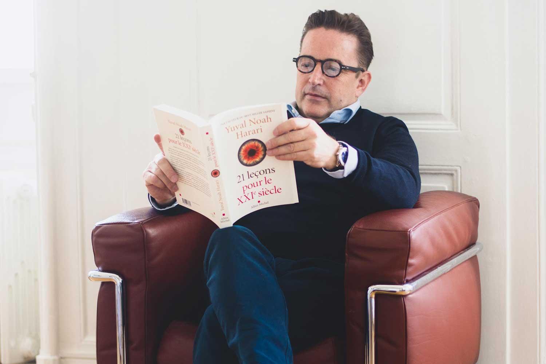 Pierre Jacques, CEO of De Bethune (Image © Revolution)