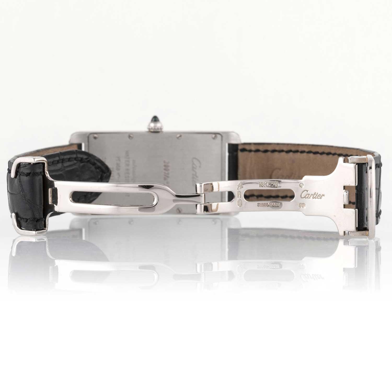 Lot 145 – Platinum Cartier Cintree
