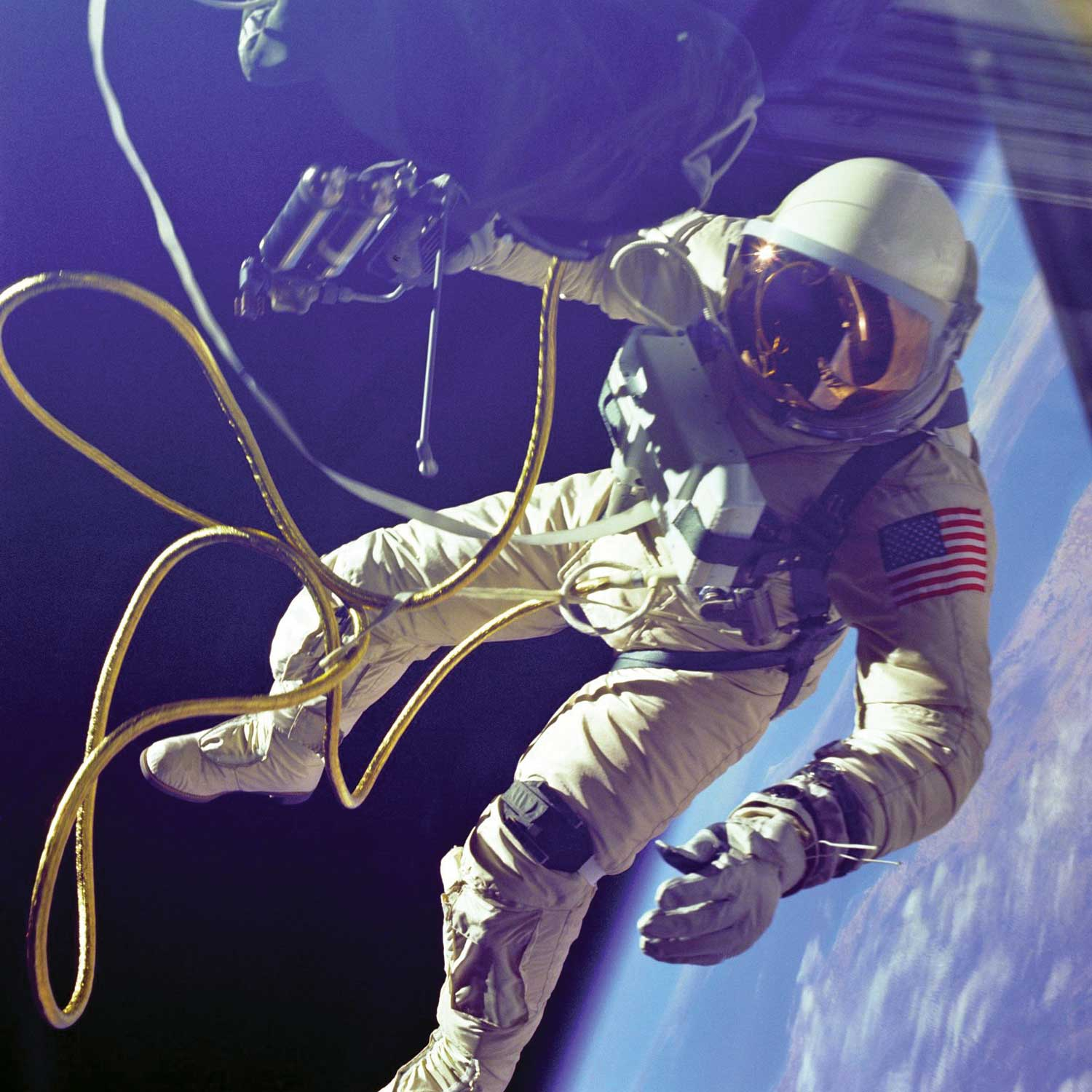The watches are fitted with breakable Velcro straps to ensure it won't trap an astronaut's arm in case of any mishaps