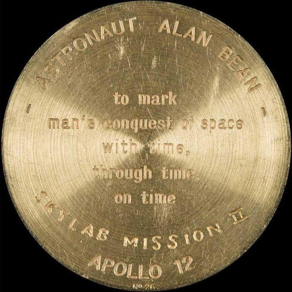 Alan L Bean of Apollo 12's BA 145.022